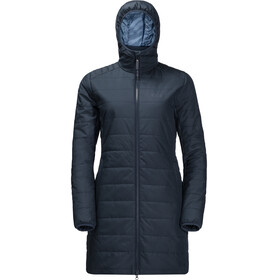 Jack Wolfskin Maryland Coat Women midnight blue